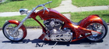 Custom Motorcycle What S Hot With Bobber And Chopper