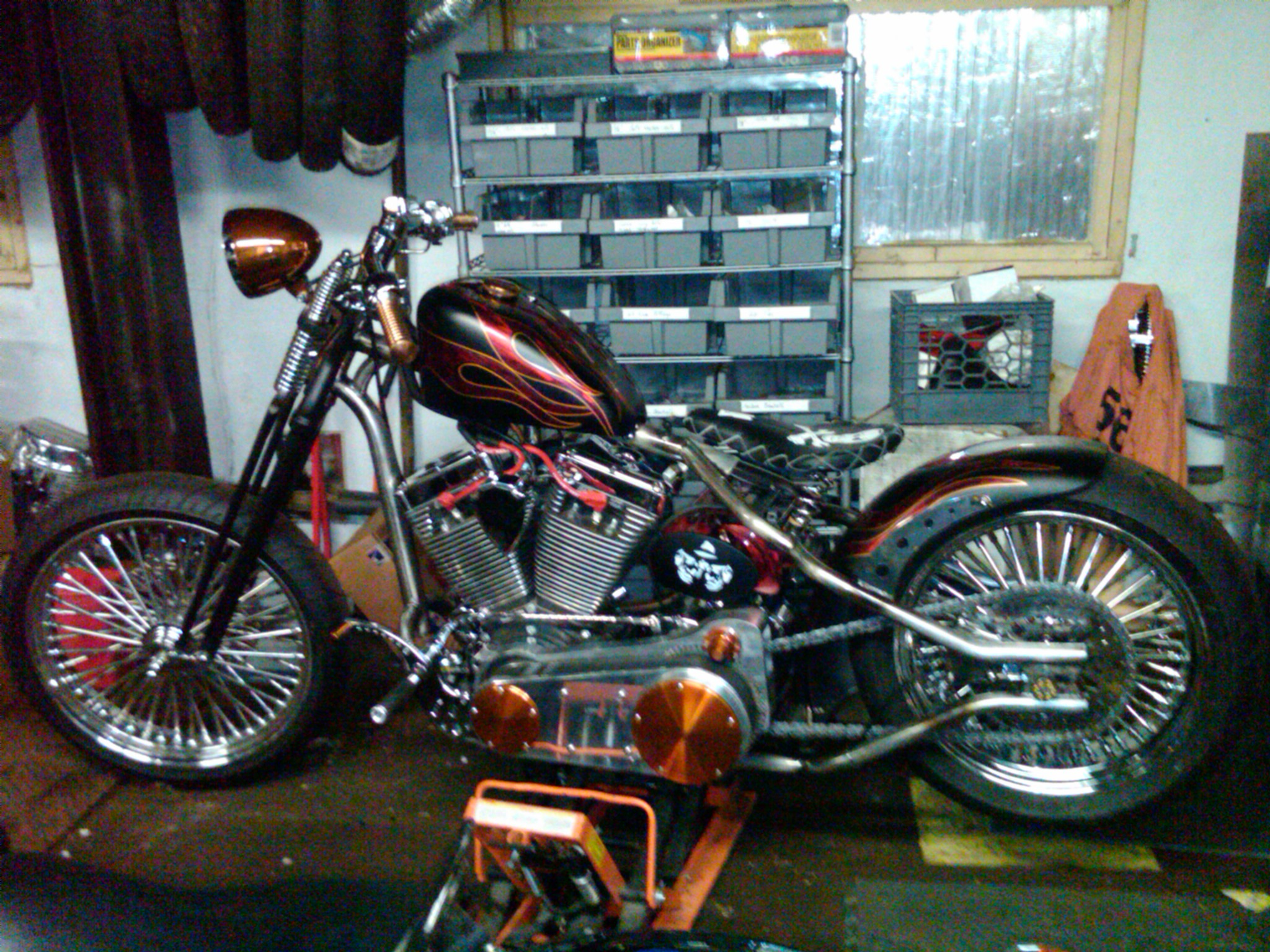 custom bobber motorcycles for sale | What's Hot with Bobber and