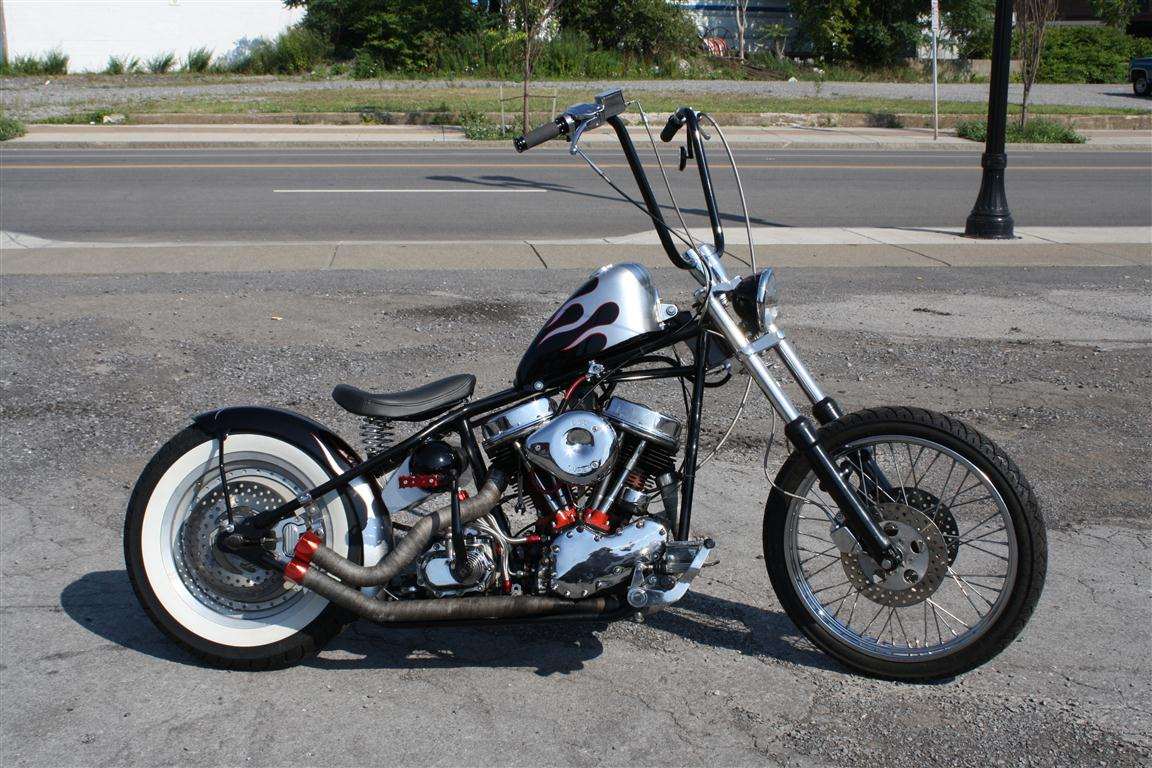 Custom Bobber Motorcycle What S Hot With Bobber And Chopper Motorcycles