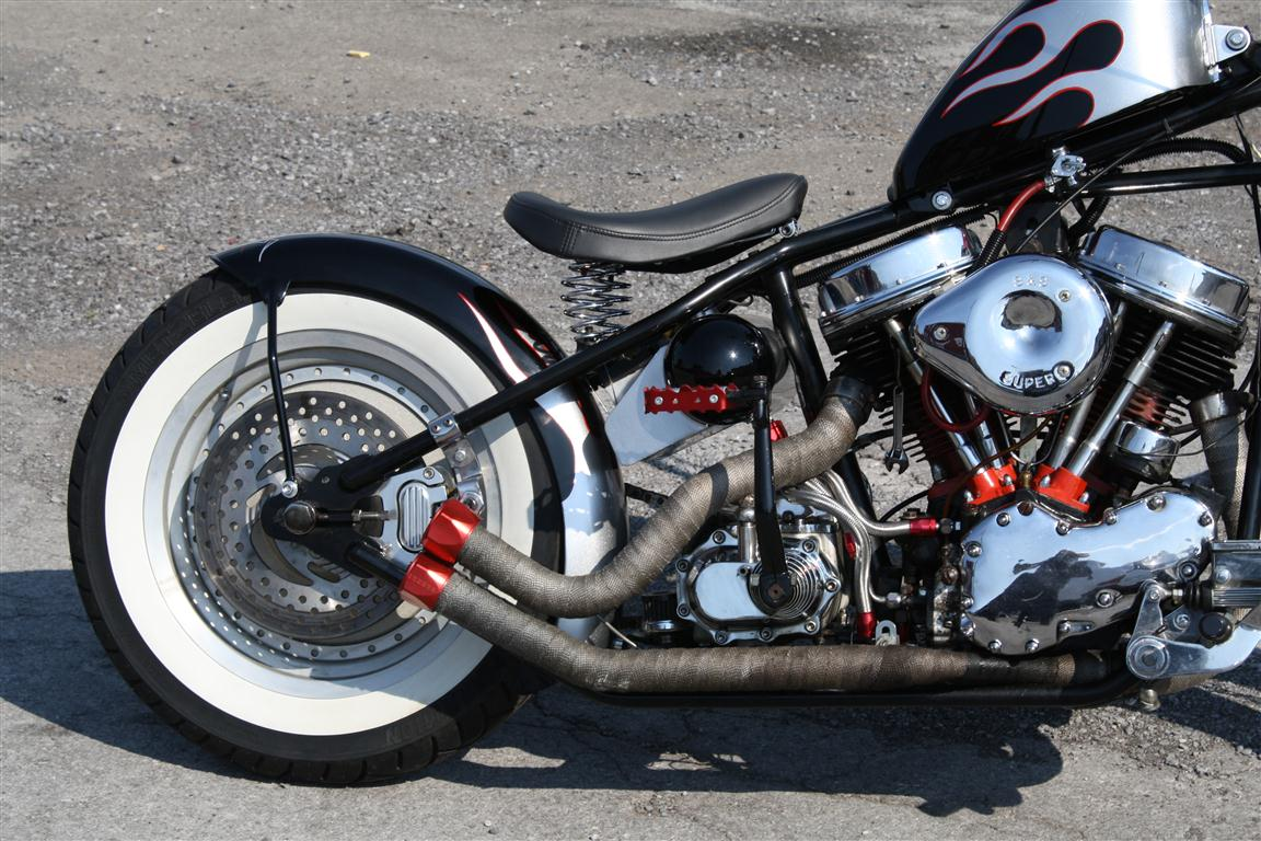 panhead motor whats hot with bobber and chopper motorcycles